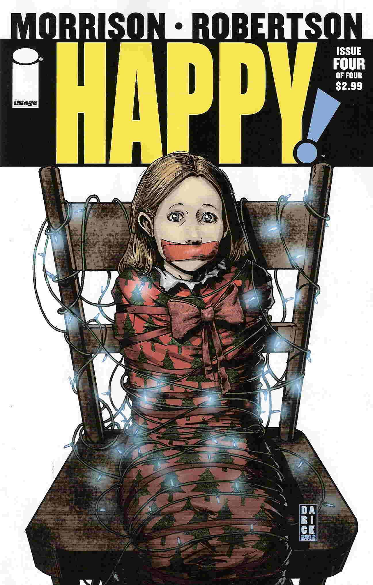 Happy 4 cover