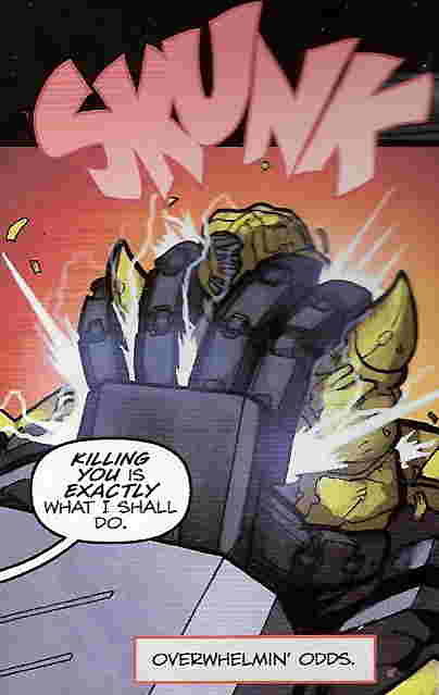 The Transformers Robots in Disguise 14 sample